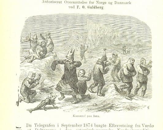 I det mörkeste Afrika ... Oversat af ... C. Delgobe og B. Geelmuyden. Med ... Illustrationer, etc (1890)