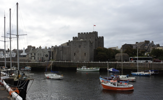 Castle Rushden in Castletown