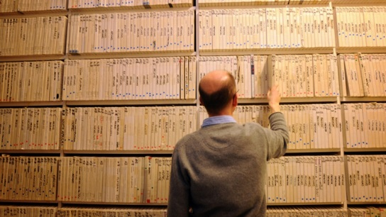 Sound recordings at the British Library