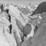 Chamonix: la mer de glace. Descente (1899)