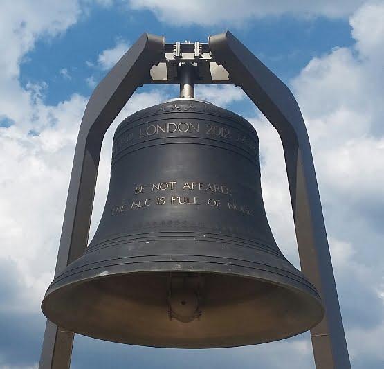 London 2012 bell