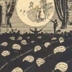 'The Bioscope', British postcard 1904