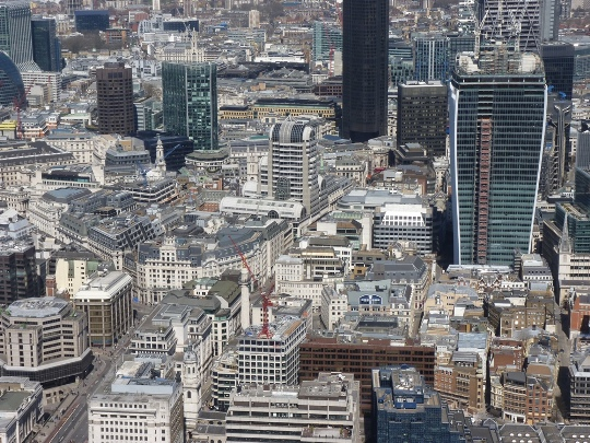 London viewed from the Shard, https://flic.kr/p/ecTReB