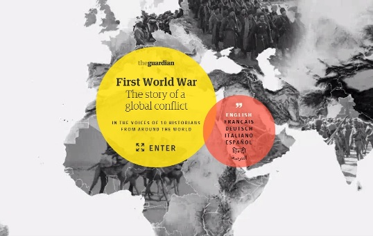 First World War: The Story of a Global Conflict
