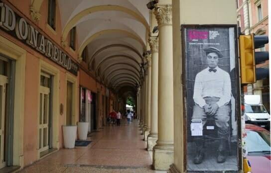 Poster for Il Cinema Ritrovato in Bologna