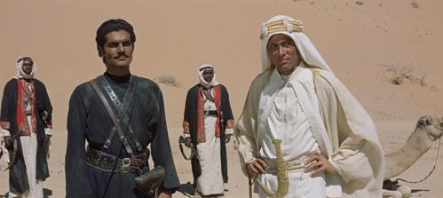 Lawrence of Arabia - after restoration