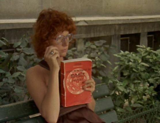Julie's book of magic