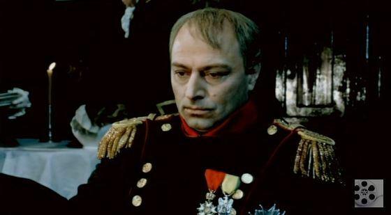 Roland Blanche as Napoleon