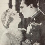 Huguette Duflos and Charles de Rochefort in La Princesse aux clowns, via Media History Digital Library