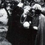 Ruggero Ruggeri as Hamlet in Amleto (1917)