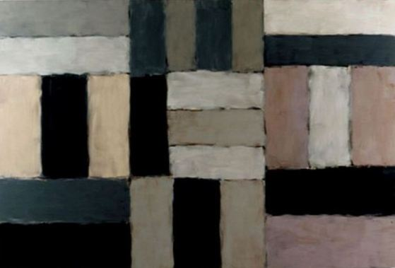 Sean Scully, 'Wall of Light Sky', 2000, Dublin City Gallery