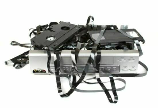 Broken-VCR
