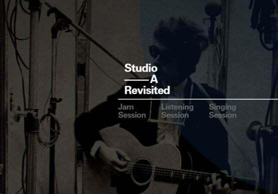 Bob Dylan Studio A Revisited