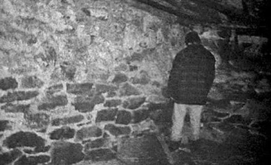 The end of the Blair Witch Project (1999)