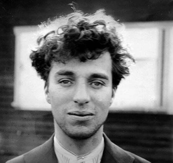 Charlie Chaplin, via Wikipedia