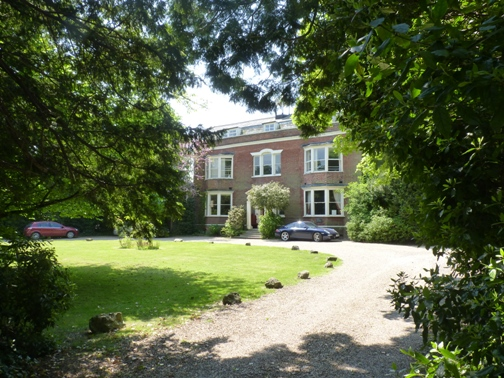 Gad's Hill, Higham in Kent, Charles Dickens' home and now a school