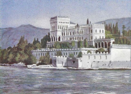 Lake Garda, Italy (1910), one of the few films in the catalogue that survives
