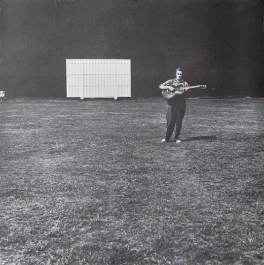 Album cover for Fred Frith's Guitar Solos