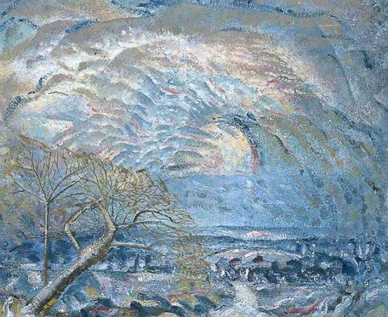 Kaff Gerrard, 'In the Twilight, in the Evening', n.d., Canterbury Museums