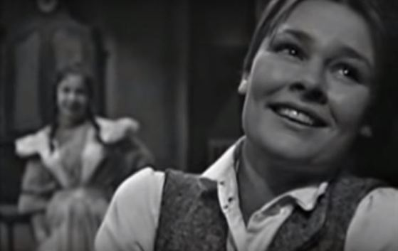 Judi Dench in The Cherry Orchard (1962)