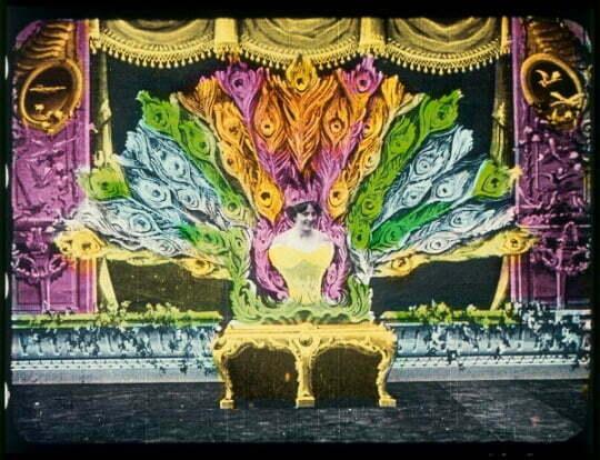 Gaston Velle's La fée aux pigeons (France 1906), National Film & Sound Archive, Canberra, via Silent London