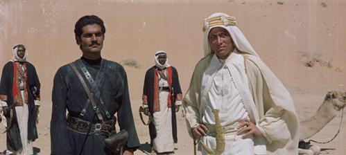 Lawrence of Arabia - before restoration
