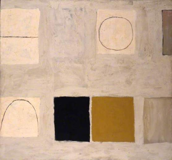 William Scott, 'Morning in Mykonos', 1960-61, British Council collection