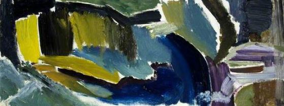 Ivon Hitchens, 'Warnford Water, Movement Left and Right', 1959, Bristol Museums, Galleries & Archives